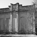 Старая синагога в г. Николаеве. Главный фасад
