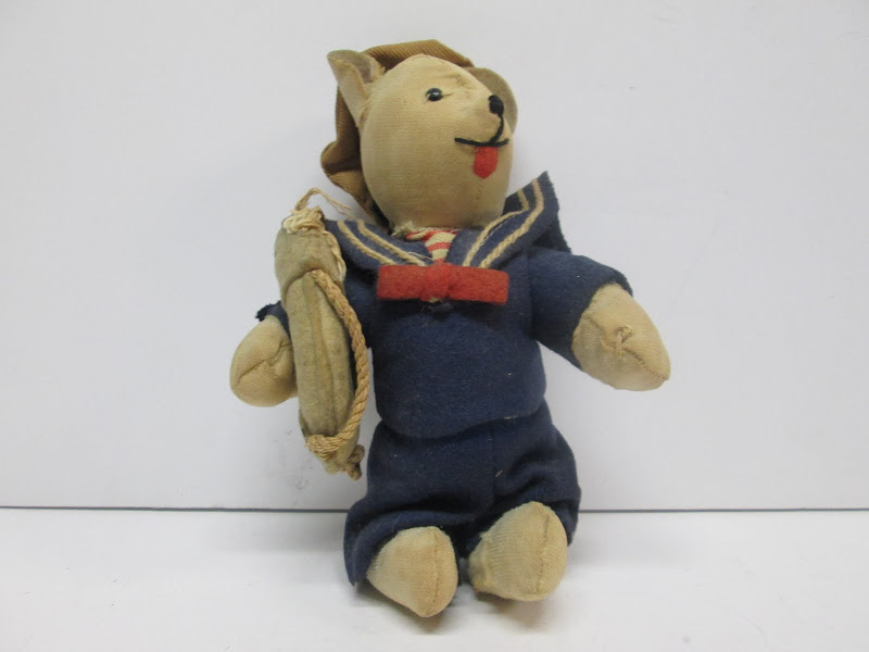 Vintage Sailor Bear 