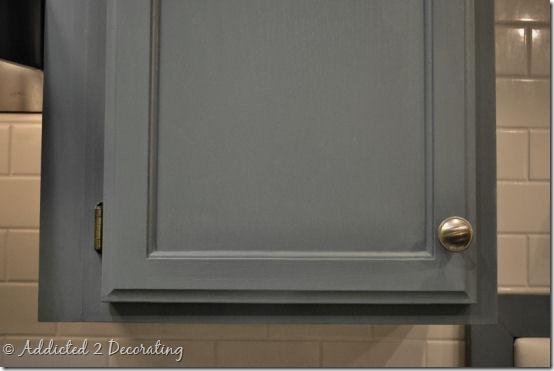 kitchen--new cabinet door