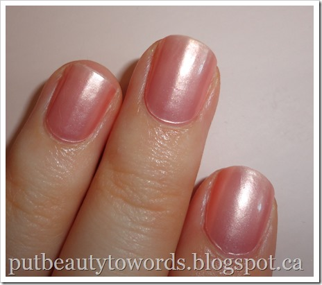 Writing Beauty: Giveaway & Review: Incoco Nail Polish Strips