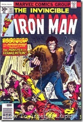 P00013 - El Invencible Iron Man #101