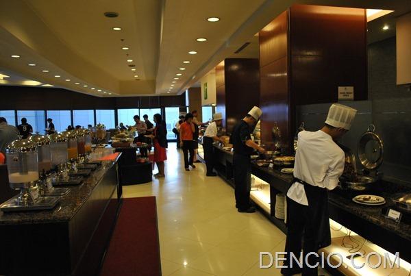 Holiday Inn Galleria Fab Breakfast Buffet 38