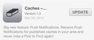 Caches version 1.3