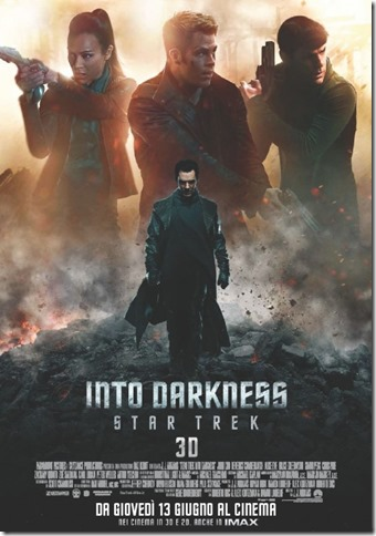 Into Darkness – Star Trek – Spazio Profondo