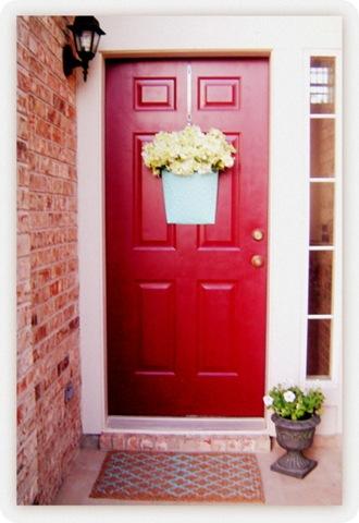 spring porch