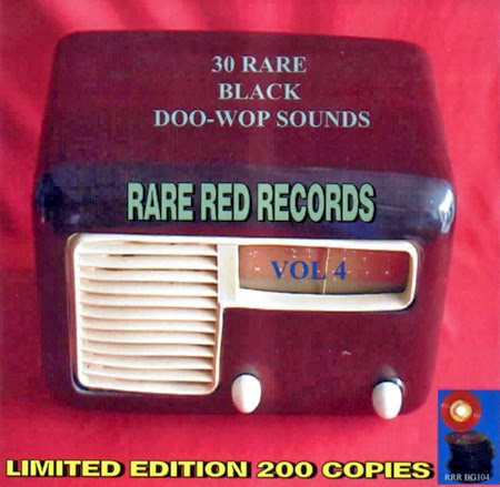 Rare Black Doo-Wop Sounds Vol. 04 - 31 Front
