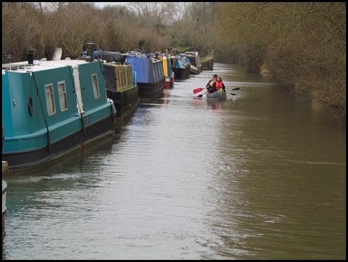 7 Apr Canoe