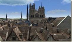 Notre Dame en construction par Paris3DS