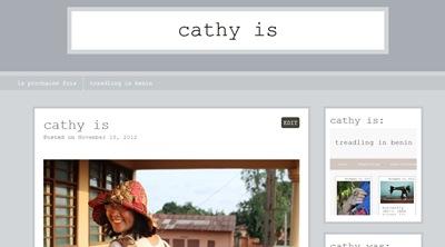 cathyis