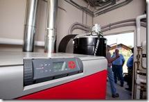 Froling P4 Automatic Wod Pellet Boiler