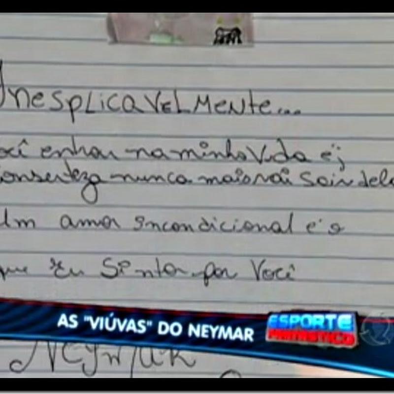 As fãs do Neymar e a Língua Portuguesa