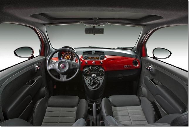 Fiat 500 2012 Brasil Lounge Cult Sport Automatico dualogig 1 (8)
