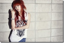 4minute-hyuna-red-hair-400x266
