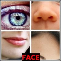 FACE- Whats The Word Answers