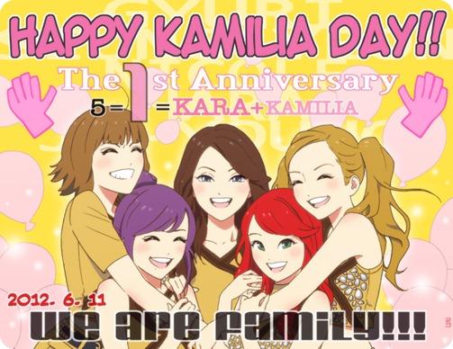 kamilia day
