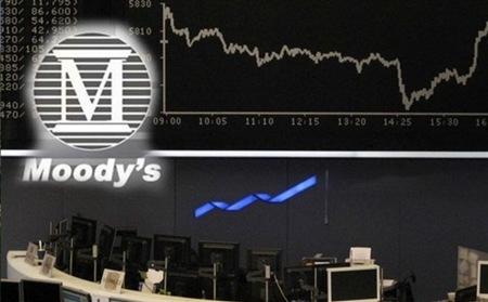 Οκτώ ελληνικές τράπεζες υποβάθμισε η Moody's