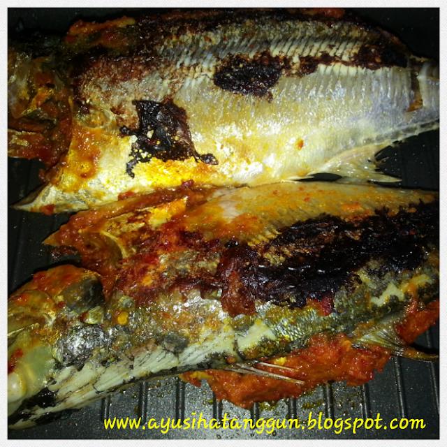 Resepi Ikan Caru Sumbat