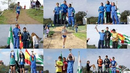 4ª Jornada Circuito Provincial Campo a Traves (EL Coronil 2012)