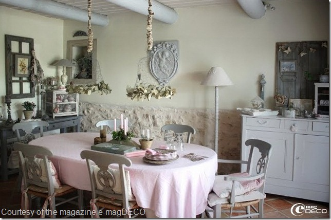Confessions of a plate addict prepare to drool french for Decoration maison de campagne chic