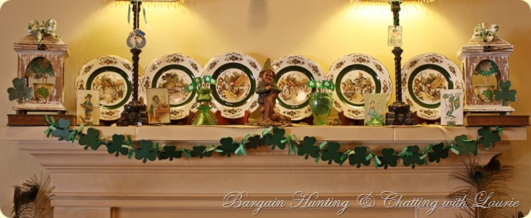 Saint Patrick Decor