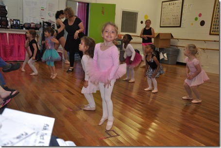 ballet cookies and class party 051313 (32)
