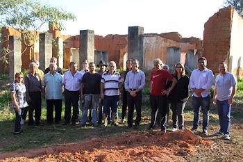Associações culturais terão sede no Parque da Várzea