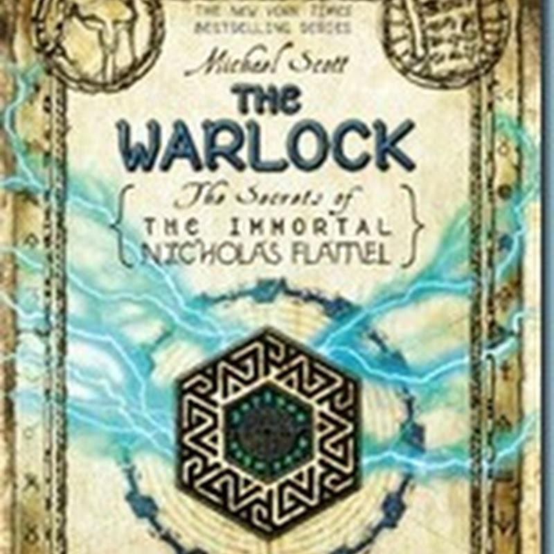 Review: The Warlock [Secrets of the Immortal Nicholas Flamel]