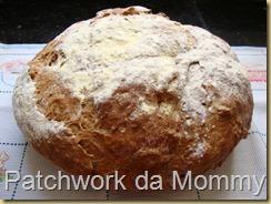 pão integral com azeitonas 001