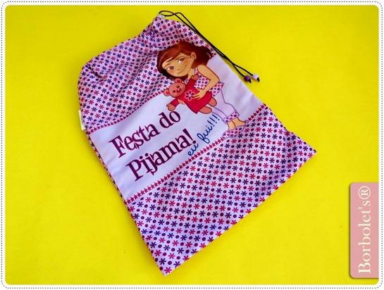 menina de pijama  borbolets5