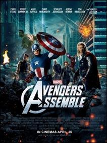 Avengers Assemble - poster