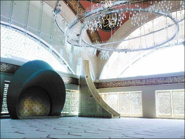 مسجد ساكرين اسطنبول5