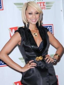 Keri Hilson Short Hairstyle Idea 2012