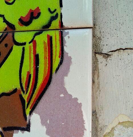 Detail Kachel Kunst