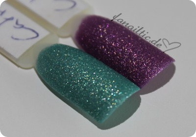 "Catrice ""luxury lacquers"" LE SAND'SATION ""sandhopper"" + ""PLUMbeach"""