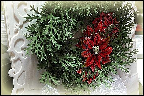 Poinsettia Wreath-ODBD