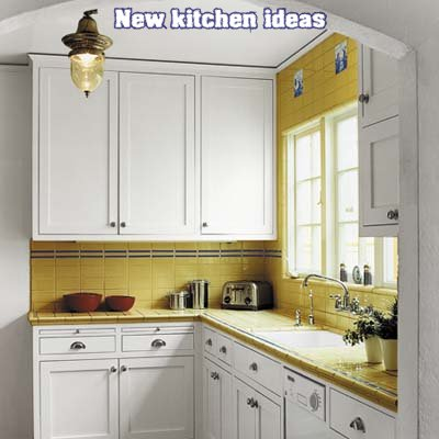 Ideas For A Small Apartment Kitchen