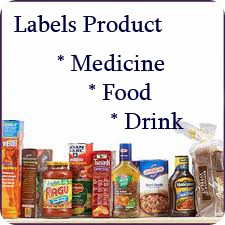 Labels Bahasa Inggris
