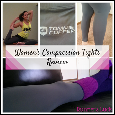 Tommie Copper Women's Compression Tights Review