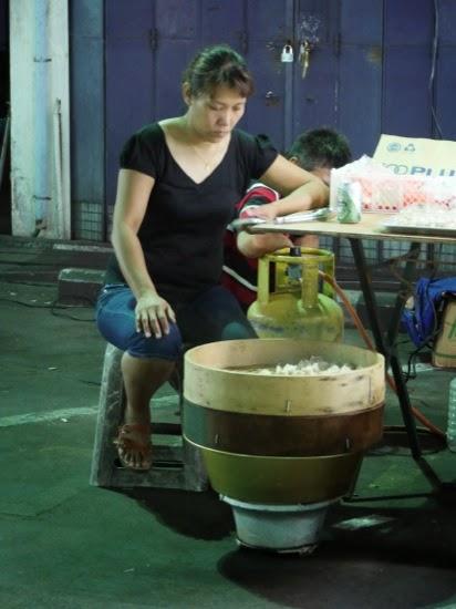 Curry at Sibu Night Market Bar Buns