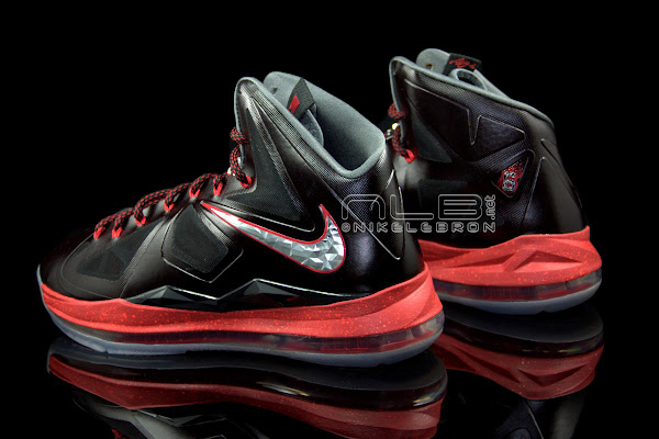The Showcase Nike LeBron X 8220Pressure8221