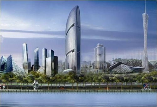 Alizul: PEARL RIVER TOWER: THE MOST ENERGY EFFICIENT SKYSCRAPER