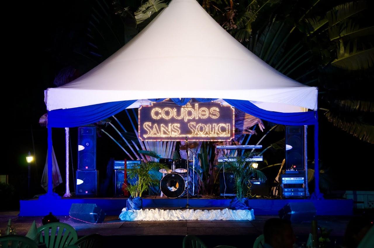 Couples San Souci starlight gala