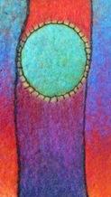 Fotoalbum mit Filzeinband Detail 5