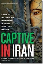 captive in Iran cover