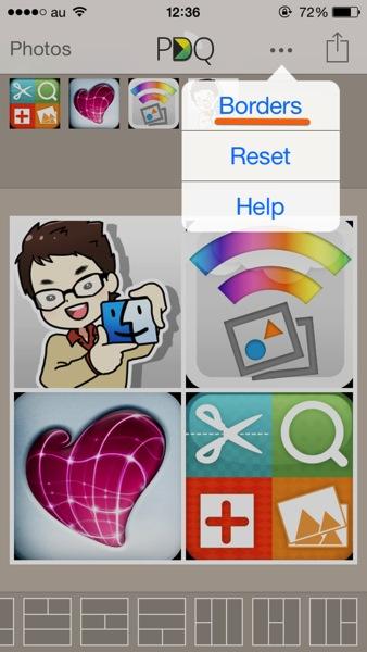 Iphone app photography diptic pdq2