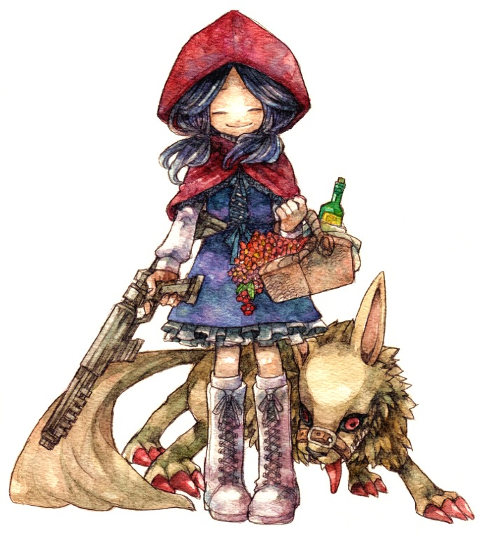 Fairy Tail Battle Royal - Little Red Riding Hood