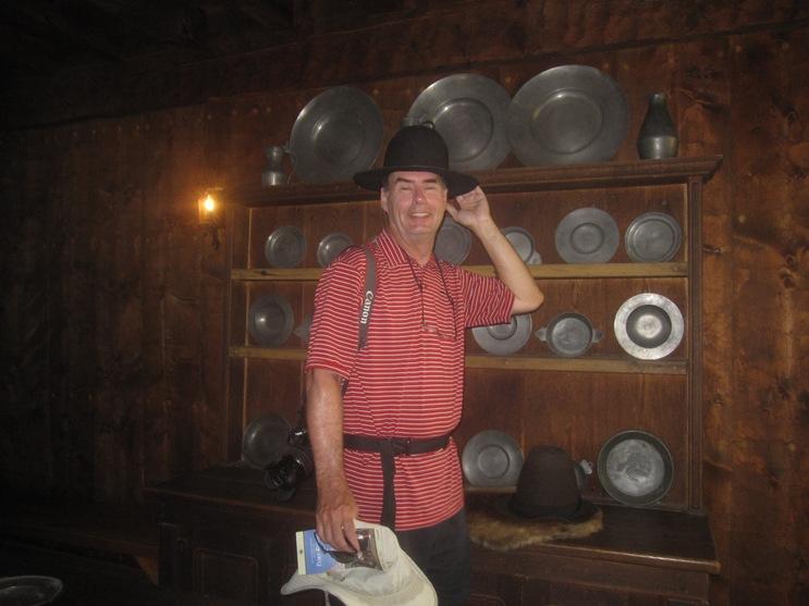 0814-5-Beaver Hat