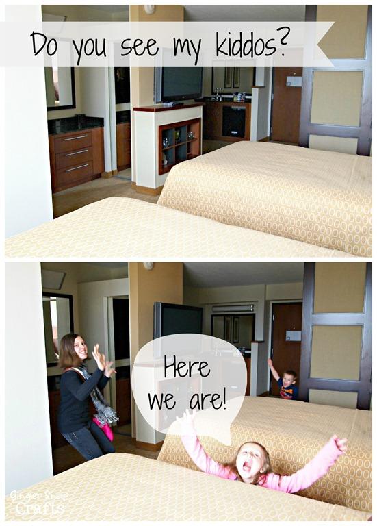 hyatt room