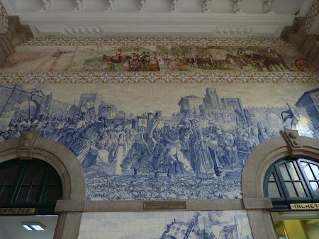 Faianta portugheza - azulejos