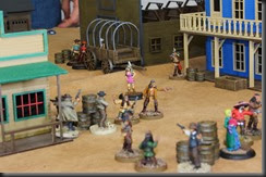 Bring some law back to the Old West - Legends of the Old West